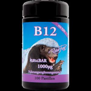 Vitamin B 12 Pastillen